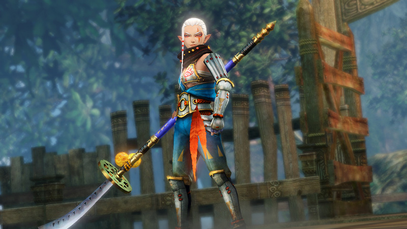 Impa Hyrule Warriors 06