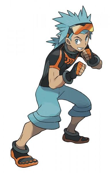 Marcial Pokemon Rubi Omega Zafiro Alfa 00