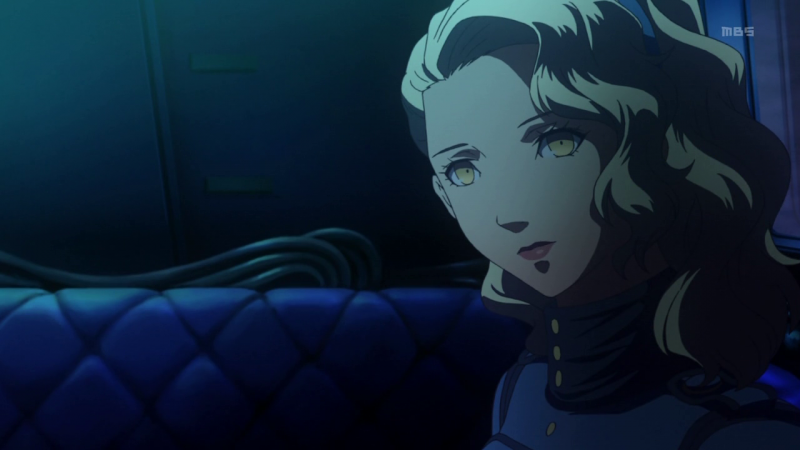 Margaret persona 4 arena ultimax