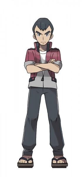 Norman Pokemon Rubi Omega Zafiro Alfa 00