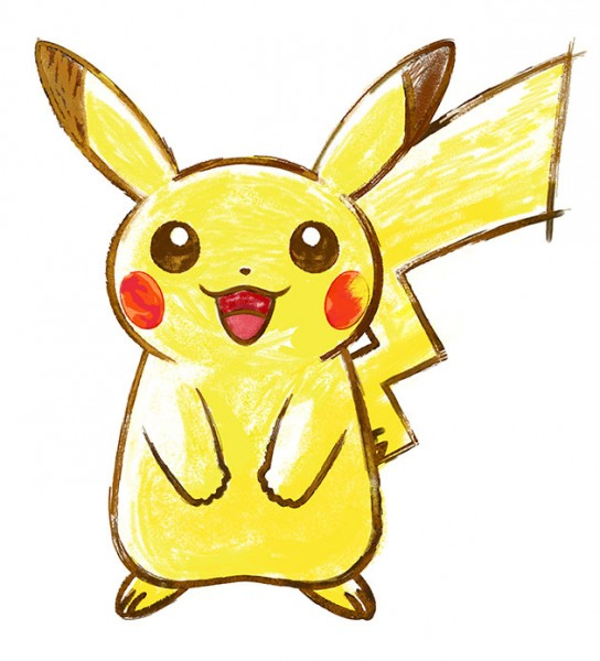 Pikachu-Pokemon-Art-Academy