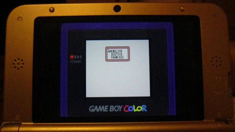 Pokemon Trading Card Game CV 3DS idioma