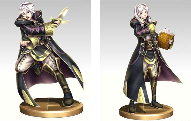 Robin-smash-bros