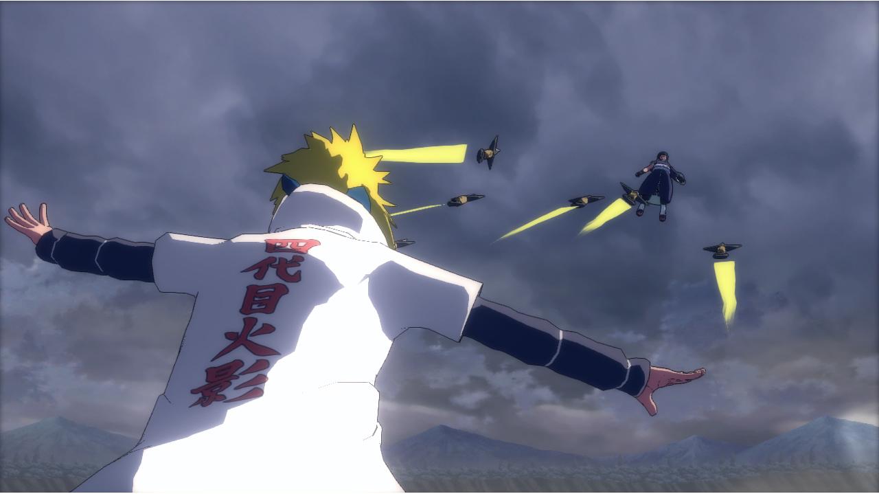 """Minato Namikaze es """"reanimado"""" para luchar en 'Naruto..."""