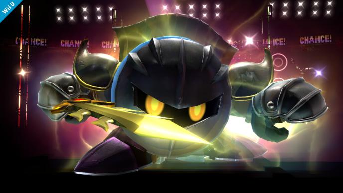 Meta Knight Super Smash Bros 3DS Wii U 04