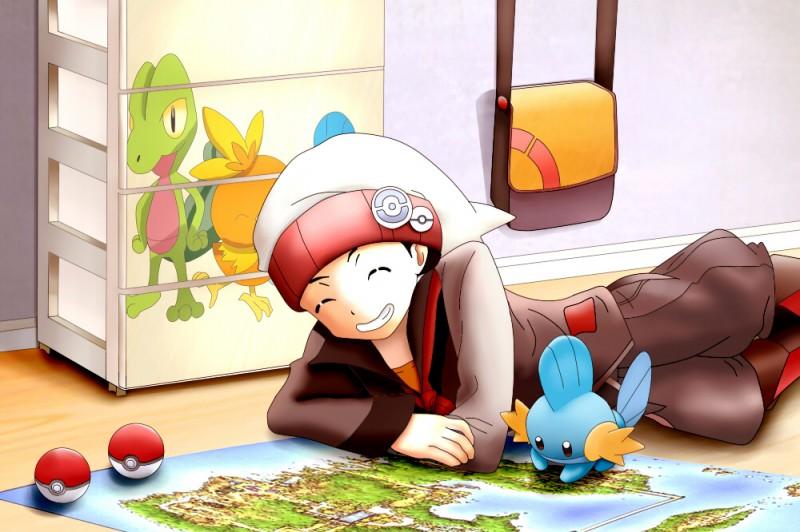 Pokemon Rubi Zafiro fanart 800x532 Pokémon cuenta con un nuevo proyecto a desvelar el 26 de agosto