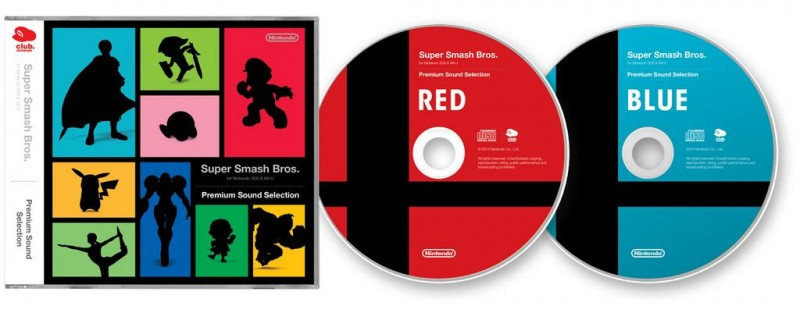Super Smash Bros banda sonora