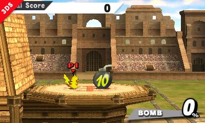 Target Blast Super Smash Bros 01