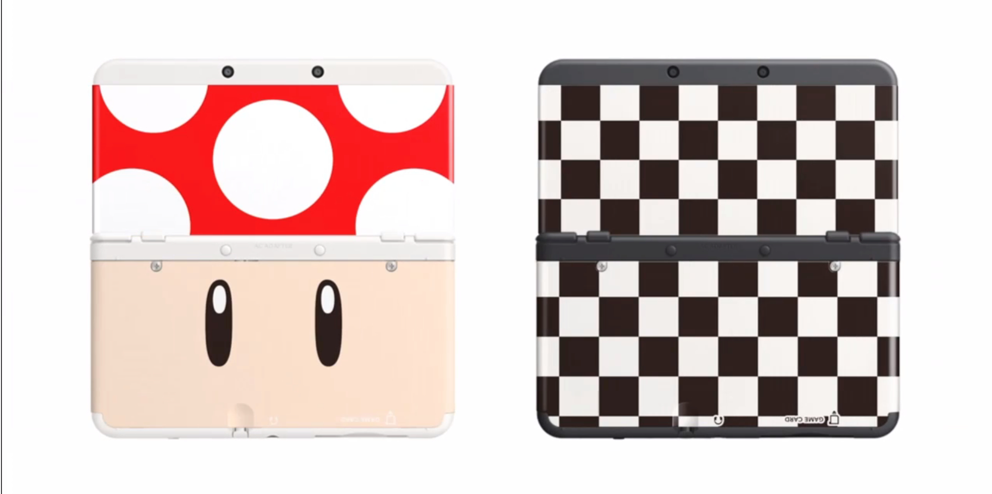 new 3ds carcasas 4