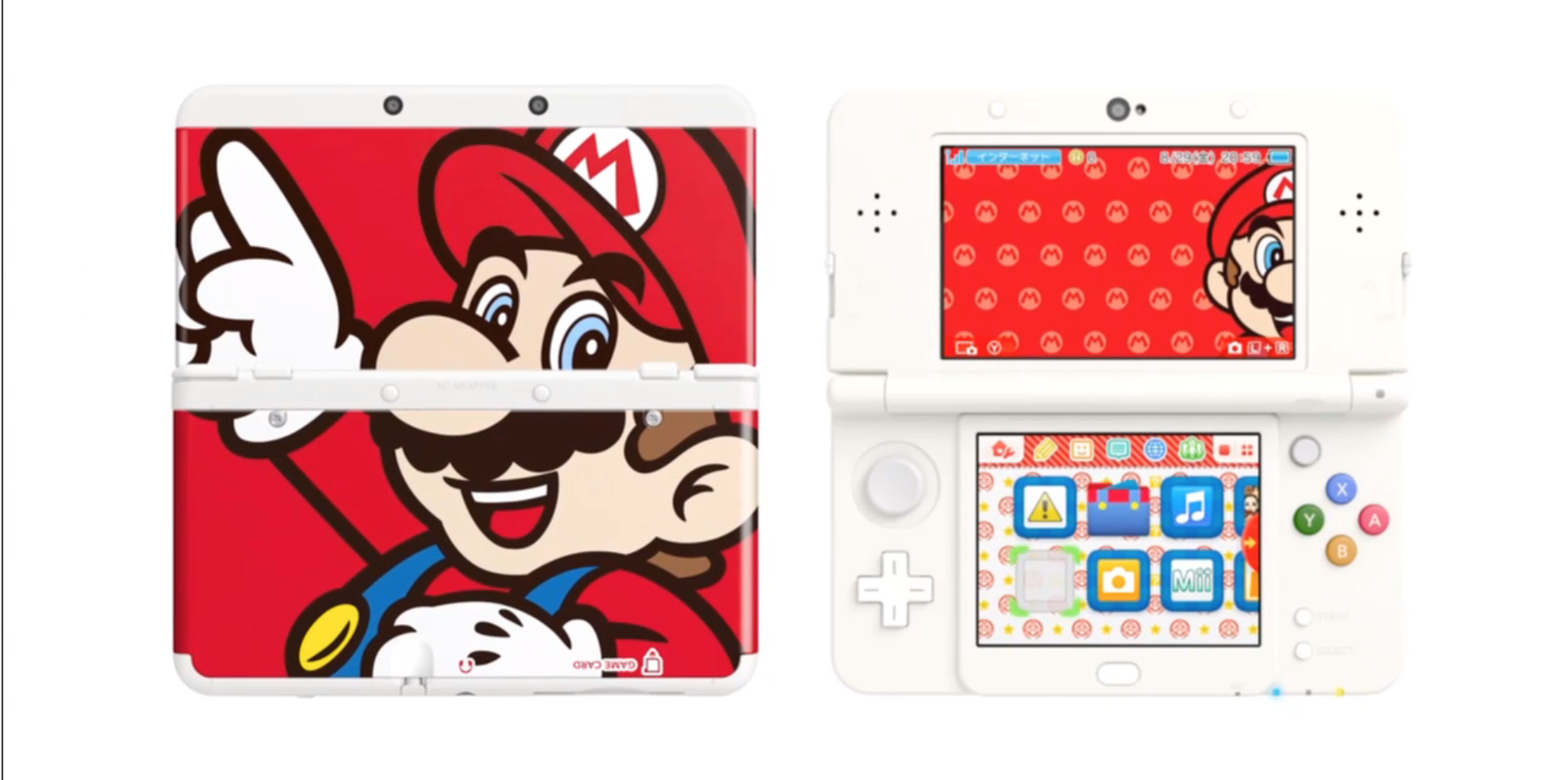 new 3ds carcasas 5
