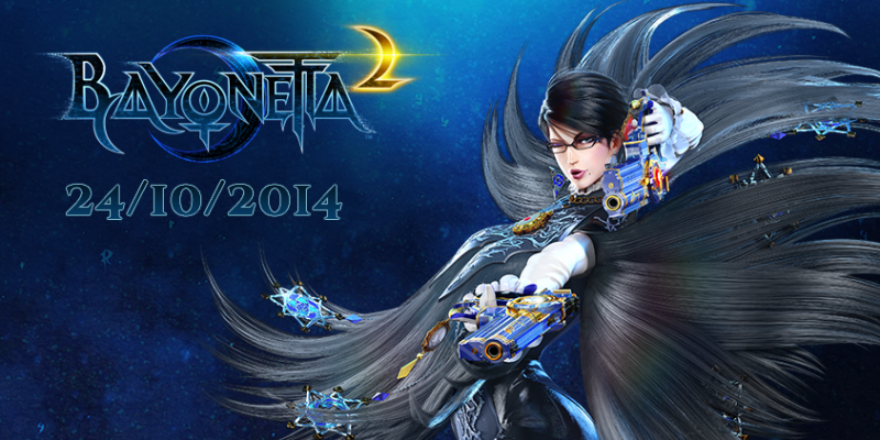 Bayonetta 2 direct