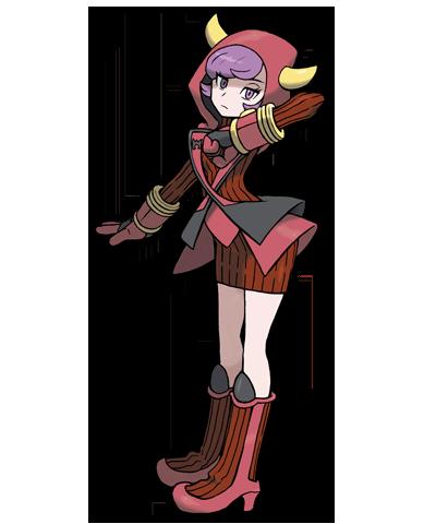 Carola Pokemon Rubi Omega Zafiro Alfa 00