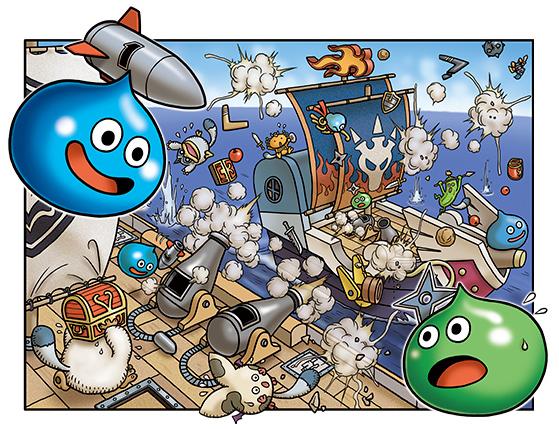 Dragon Quest Rocket Slime Nuevos Dragon Quest Rocket Slime podrían llegar a occidente
