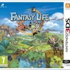 Fantasy Life PAL Cover