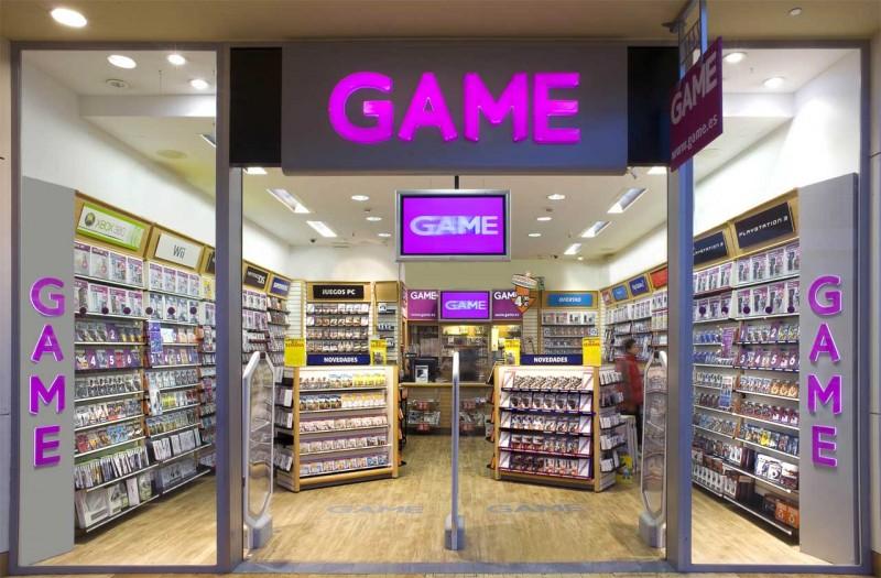 Game compra Gamestop