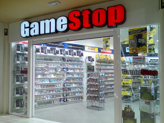 Gamestop cierra espana