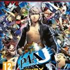 Persona 4 Arena Ultimax PAL