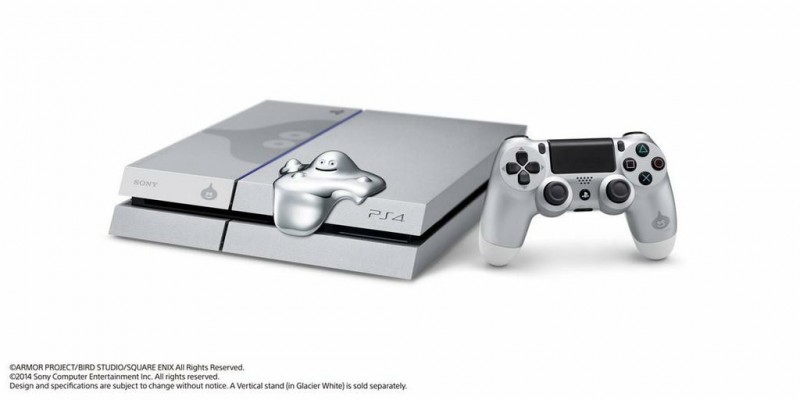 PlayStation 4 Metal Slime Edition