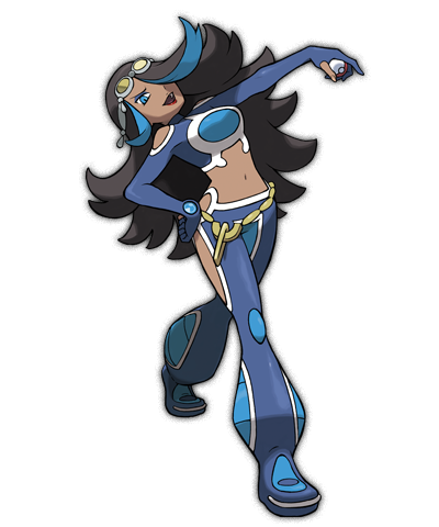 Silvina Pokemon Rubi Omega Zafiro Alfa 00