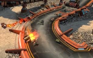 'BlazeRush', carreras explosivas para PC y PlayStation 3