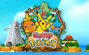 'Camp Pokémon', aplicación para iOS dedicada a la infancia