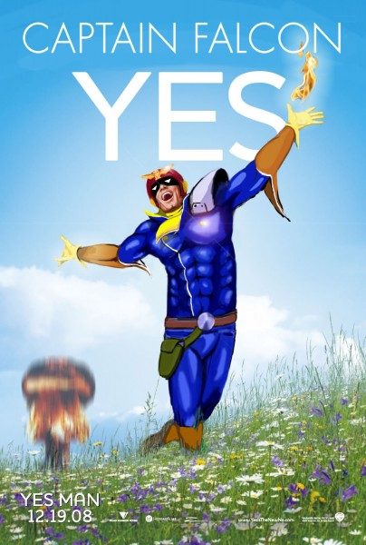 Captain Falcon Yes