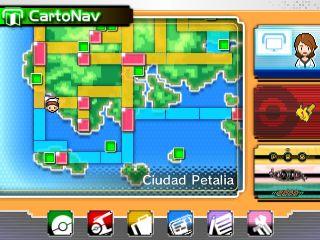 Cartonav Pokemon Rubi Omega Zafiro Alfa 01
