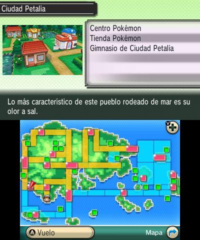 Cartonav Pokemon Rubi Omega Zafiro Alfa 03