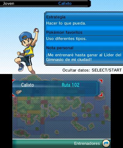 Cartonav Pokemon Rubi Omega Zafiro Alfa 05