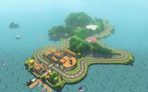 El Circuito Yoshi regresa a 'Mario Kart 8′