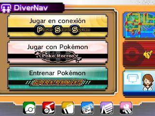 DiverNav Pokemon Rubi Omega Zafiro Alfa 01