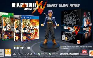 'Dragon Ball Xenoverse': Fecha europea y edición coleccionista