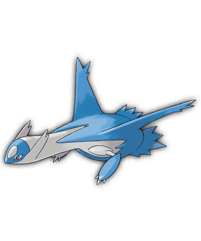 Latios Pokemon Rubi Omega Zafiro Alfa 00