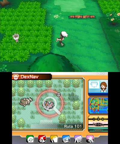 MultiNav Pokemon Rubi Omega Zafiro Alfa 01