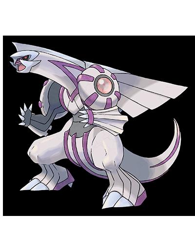 Palkia Pokemon Rubi Omega Zafiro Alfa 00