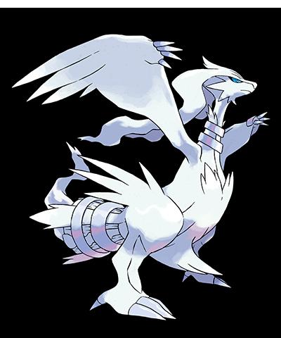 Reshiram Pokemon Rubi Omega Zafiro Alfa 00
