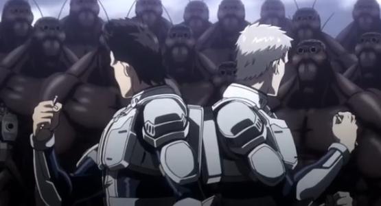 Terra Formars Anime 01