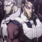 Terraformars anime