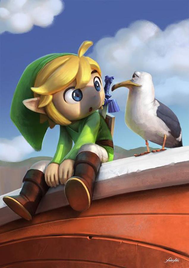 Zelda Dreamworks 01