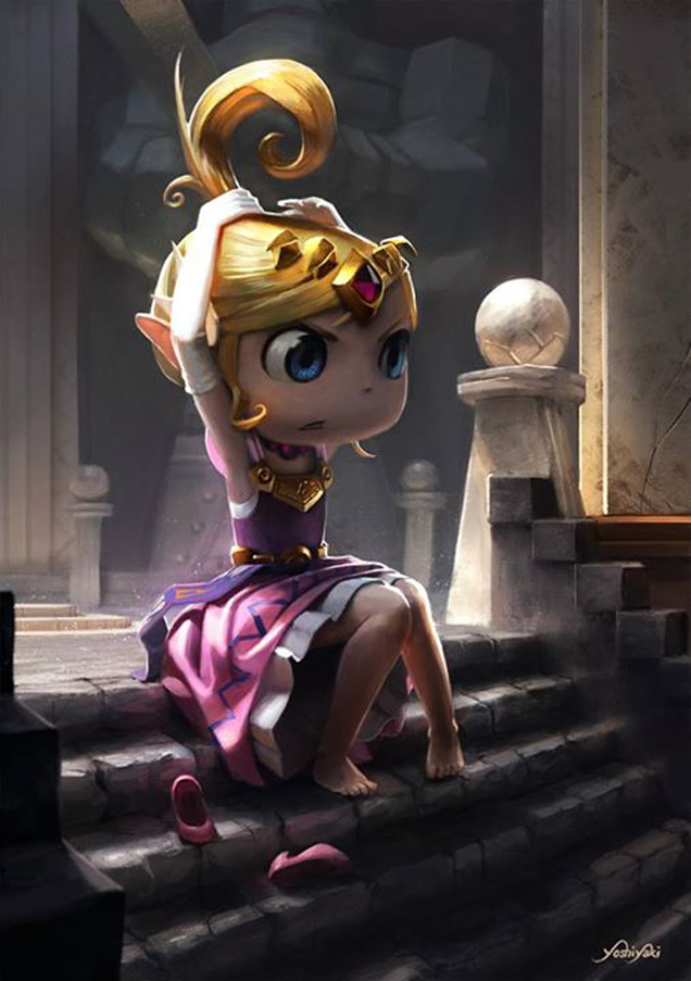 Zelda Dreamworks 02