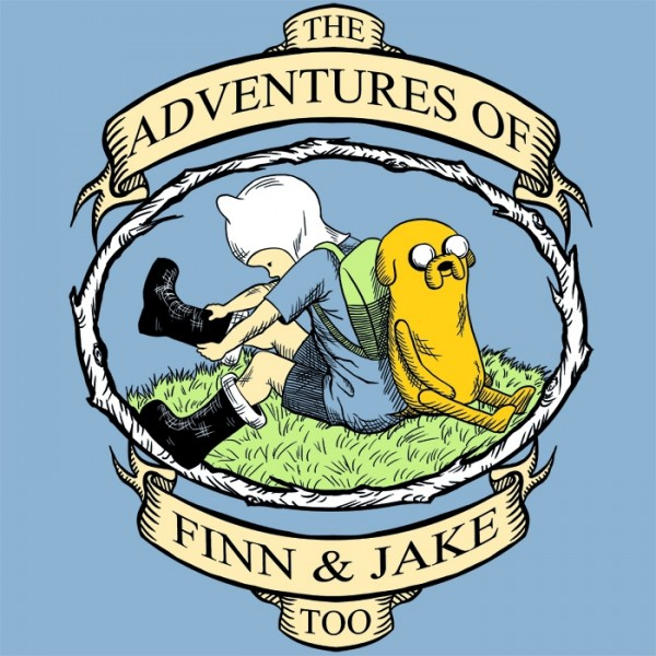 Adventures of Finn Jake Too