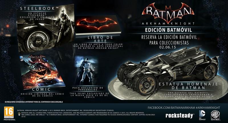Batman-Arkham-Knight-Edicion-Batmovil