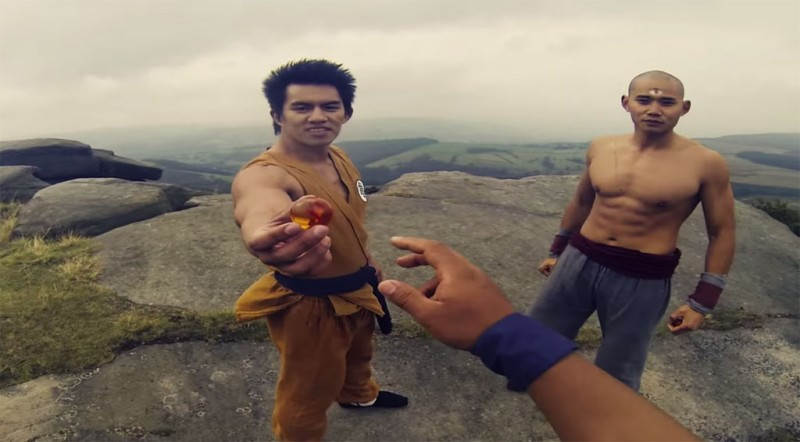 Dragon-Ball-Goku-GoPro