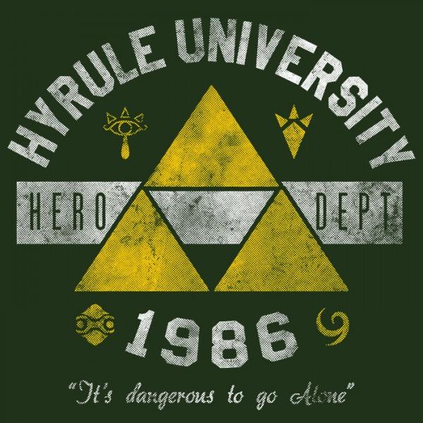 Hyrules University