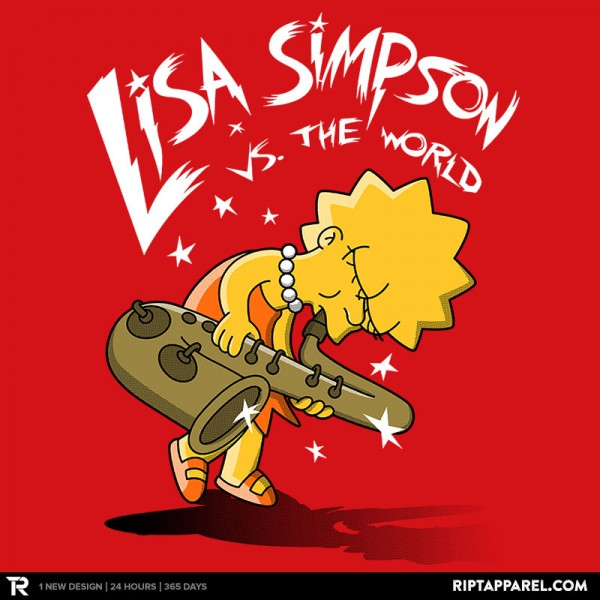 Lisa VS The World