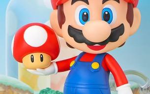 ¡It's-a-me, la Nendoroid de Mario!