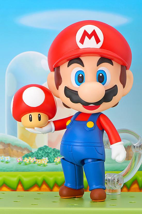 Mario Nendoroid 07