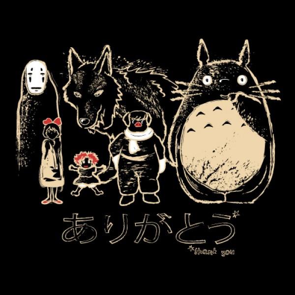 Miyazaki Tribute