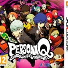 Persona Q PAL Cover