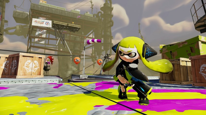 Splatoon Wii U 10